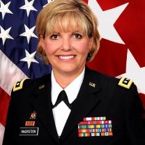 Major General Patricia E. McQuistion