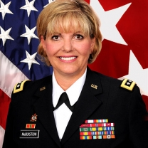 Major General Patricia E. McQuistion