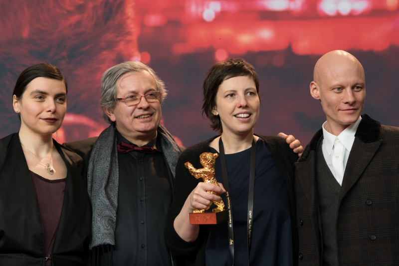 German Golden Bear Awards winners