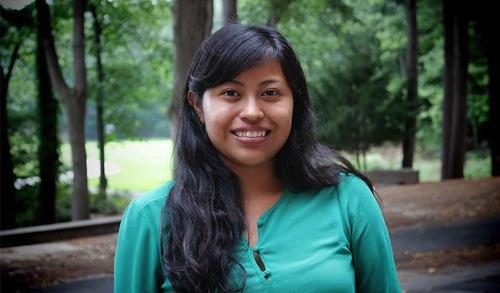 Idalmis Vaquero '16, 2015 Udall Scholar