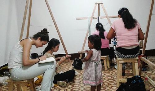 Savitri Restrepo Alvarez '16, Davis Project for Peace Grant