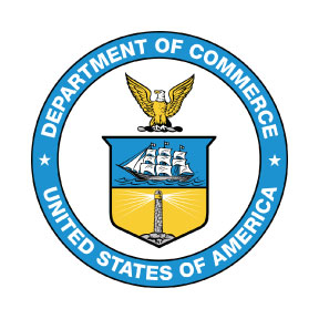 Department of commerce. UNITED STATES OF AMERICA