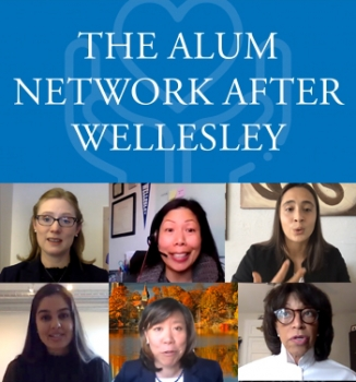 The Alum Network After Wellesley
