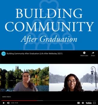 Building Community After Graduation