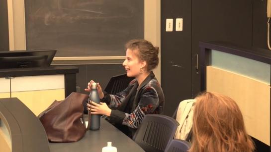 Truman Scholarship Student Panel (October 2018)
