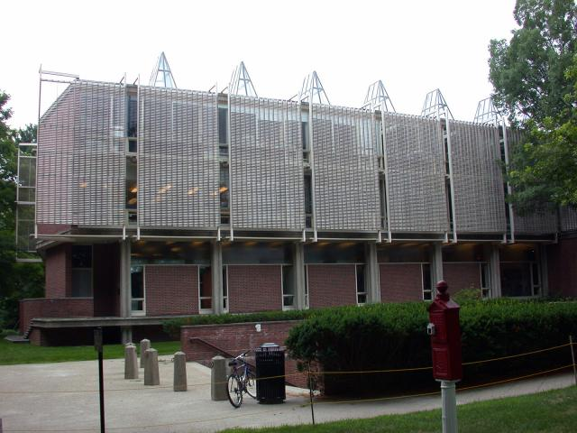 Art Library exterior image
