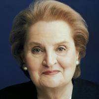 Madeleine K. Albright '59