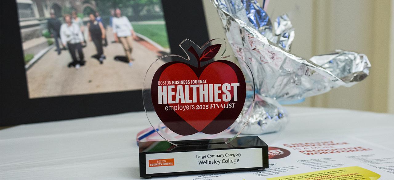 BBJ Award for Healthiest Employers