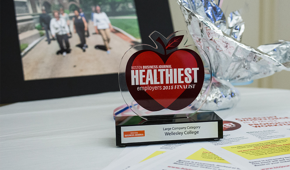 BBJ Award for Healthiest Employers