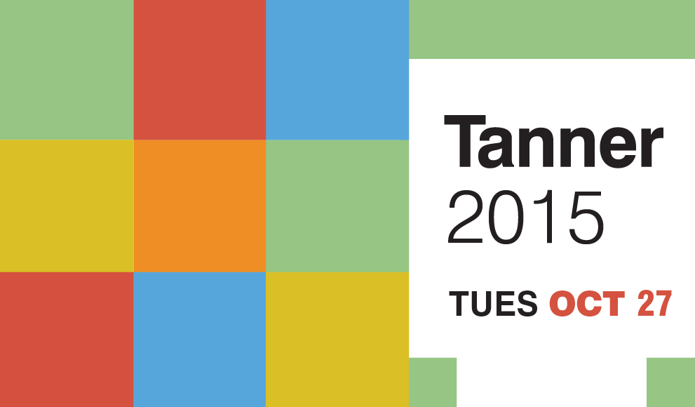 2015 Tanner Conference Banner