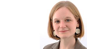 Wellesley Professor Angela Bahns