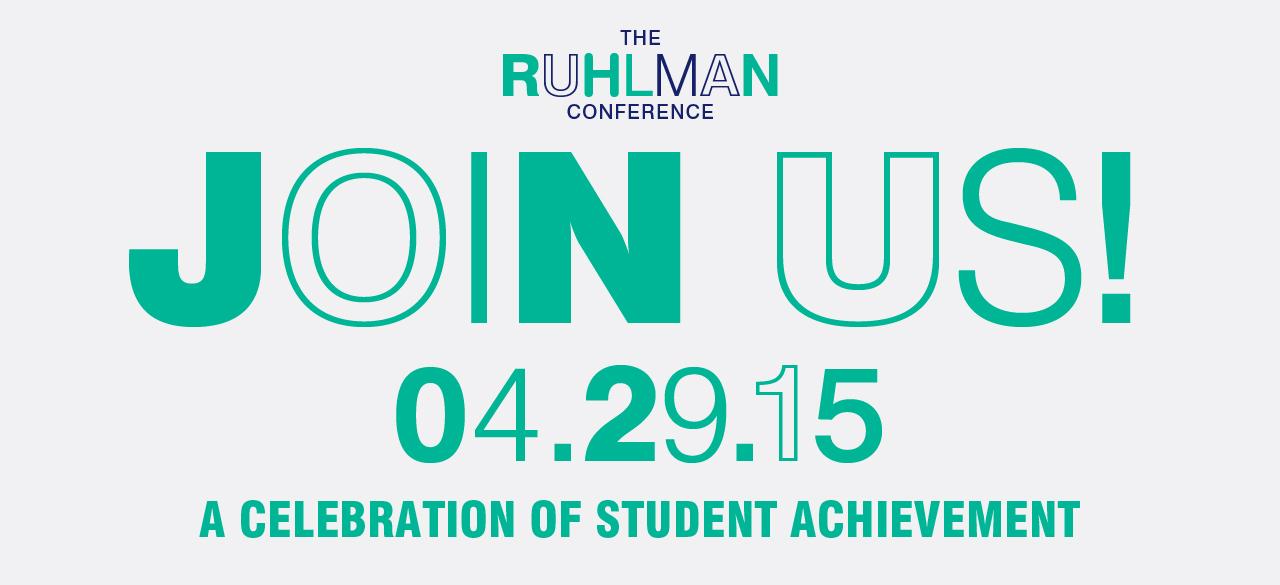 Ruhlman Conference