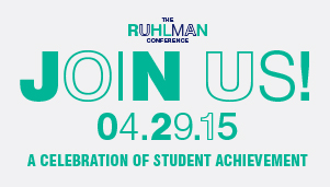 Join us for the Ruhlman Conference