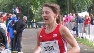 Ultrarunner Sarah Bard '06