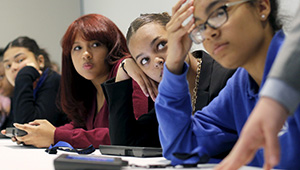 Students from City On A Hill Charter Participate in Mock Legislative Session (REUTERS)