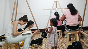 Savitri Restrepo Alvarez '16 Awarded Davis Project for Peace Grant