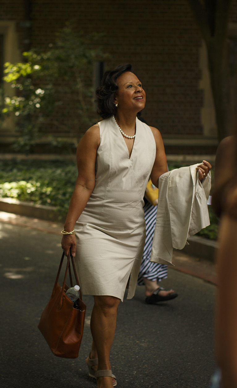 Paula Johnson, Wellesley's 14th President