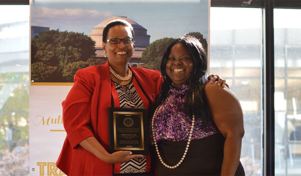 mit award named to honor wellesley associate provost robbin chapman