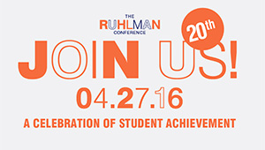 Ruhlman Conference Celebrates 20th Anniversary