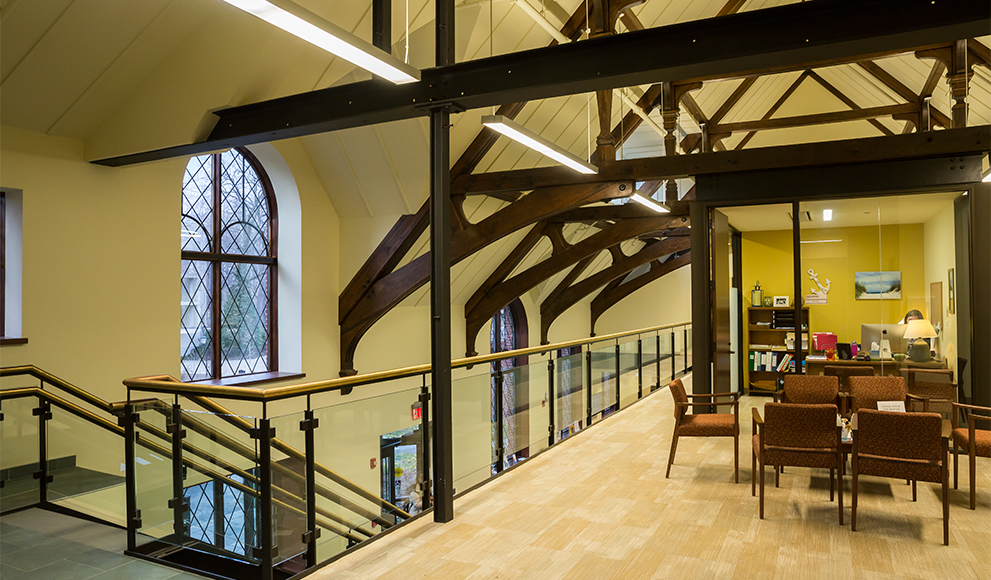 Schneider Center Wins Design Award From Boston Society Of Architects Spotlight Wellesley College