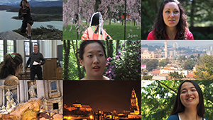 montage of scenes from video