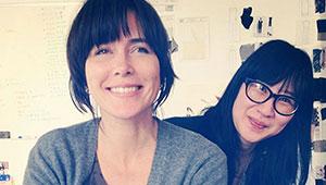 Moriah Carlson and Alice Wu