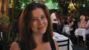 Emily Weddle '14