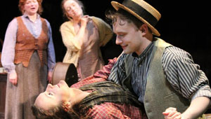 dancing scene from Dancing at Lughnasa
