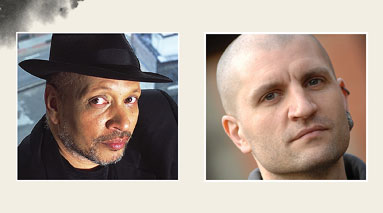 mosley and mieville headshots