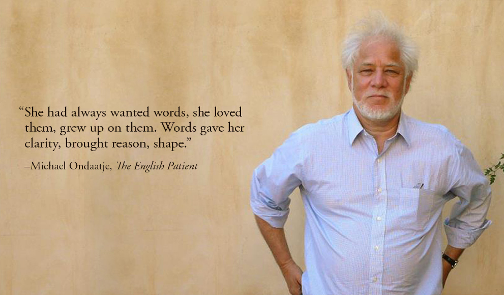 Michael Ondaatje and Pico Iyer present the 2015 Wilson Lecture