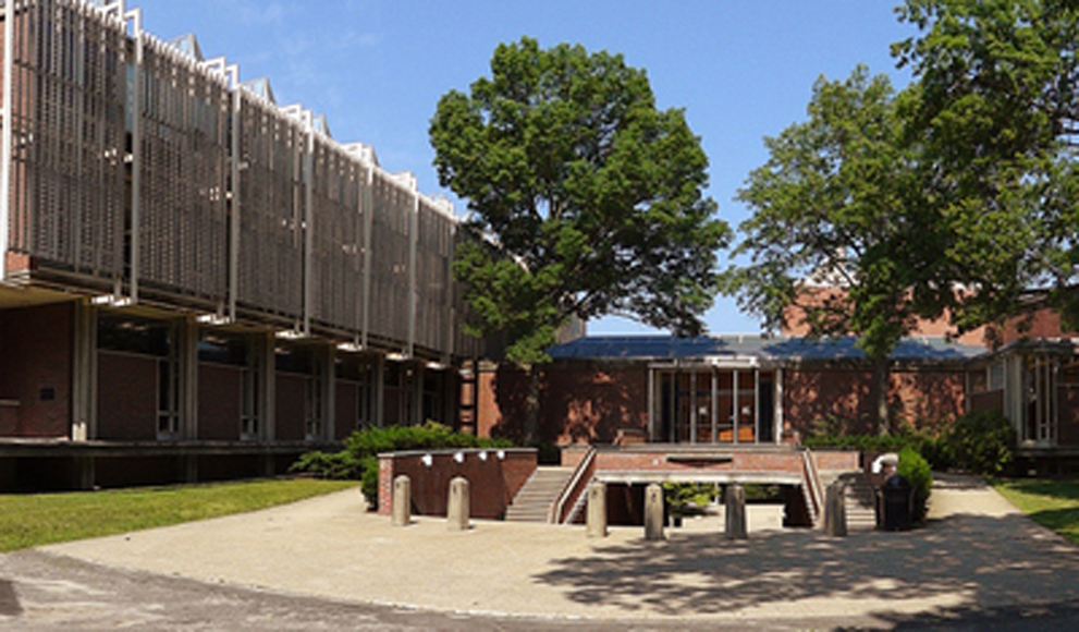The Jewett Arts Center at Wellesley College