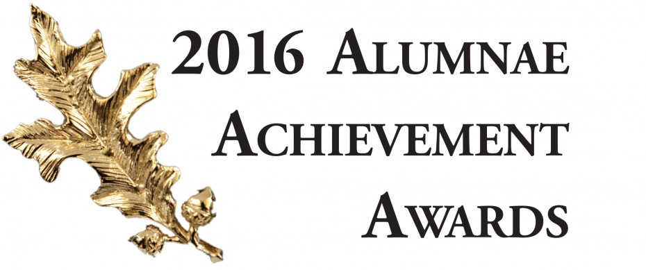 2015 Alumnae Achievement Awards