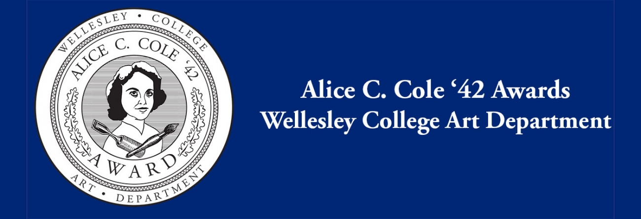Alice C. Cole banner with seal
