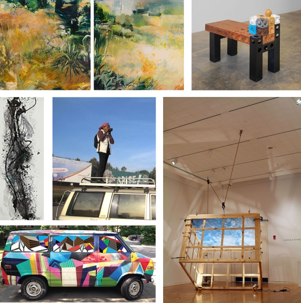 New View: 2014 Faculty Exhibition