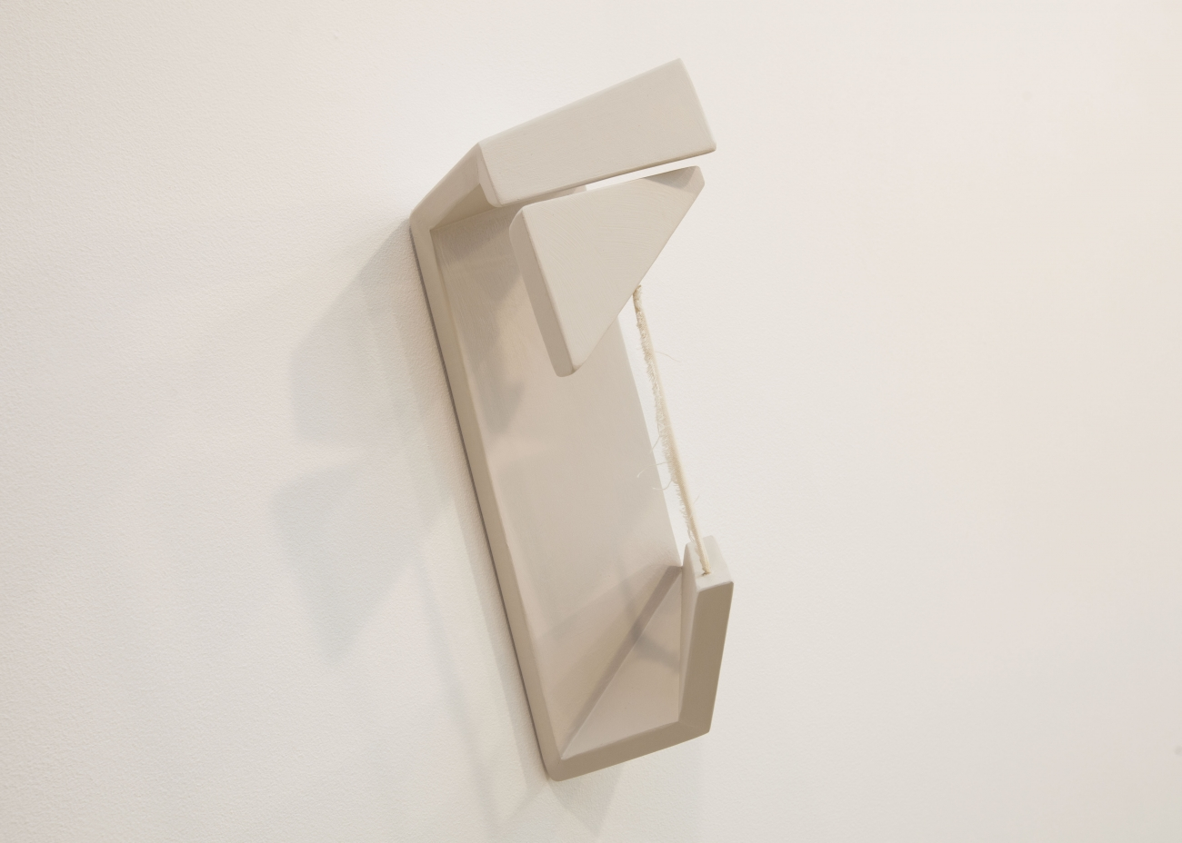 wall-mounted sculpture by Meghan Grubb
