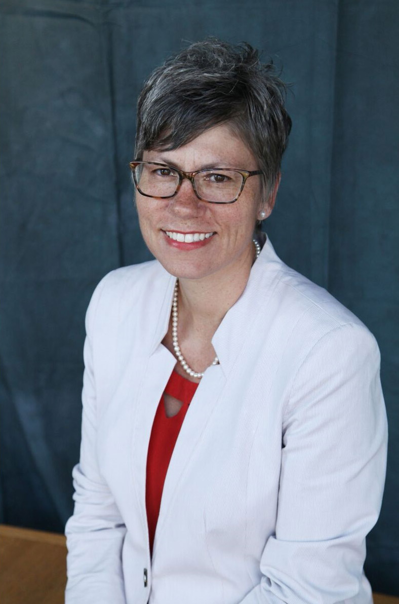 Portrait of Rebecca Brienen '89