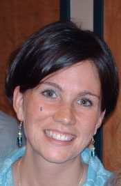 picture of Becky Geer, lead teacher