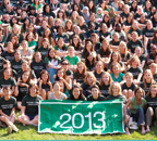 Class of 2013 as first years