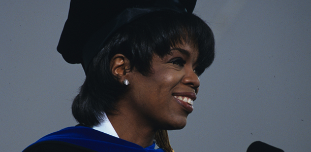 Commencement Address Wellesley College