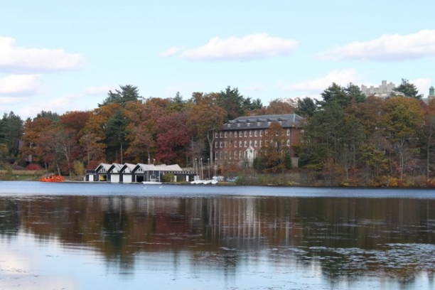 Wellesley College Boathouse
