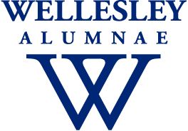Wellesley College Alumnae Logo