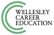 Wellesley College Career Education Logo