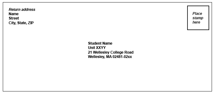 Mail Services | Wellesley College