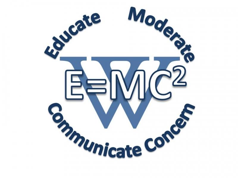 Educate, Moderate, Communicate Concern