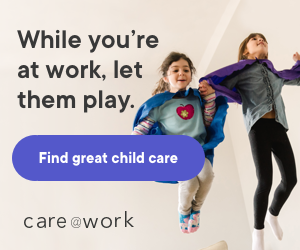 Find great child care. Care @ Work