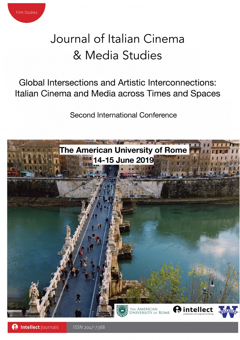 JICMS Conference Rome 2019 | Wellesley College