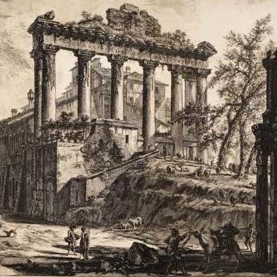 Piranesi in Rome