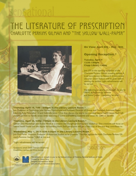The Literature of Prescription
