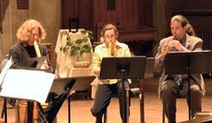 Faculty performing in the Collegium Musicum