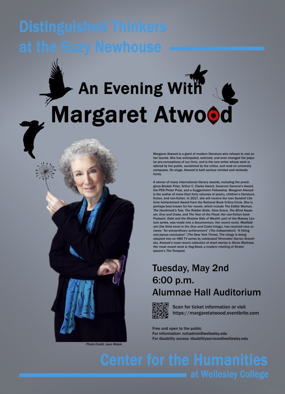 the life of literary works of margaret atwood Here are seven excellent pieces of advice for fiction writers from bestselling author margaret atwood of margaret atwood's most notable works is-your-life.